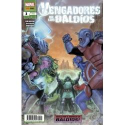 VENGADORES DE LOS BALDÍOS Nº 03