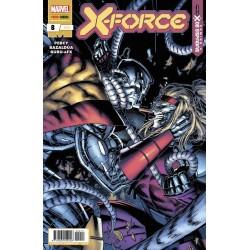 X-FORCE Nº 08 / 13