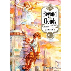 BEYOND THE CLOUDS Nº 01