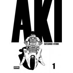 AKIRA 01 (DE 6) EDICIÓN COLOR