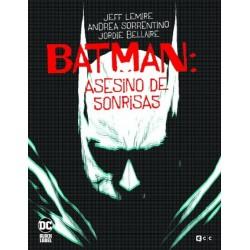 BATMAN, ASESINO DE SONRISAS