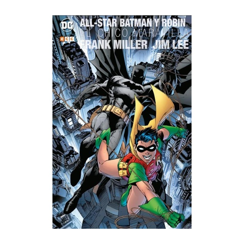 ALL STAR BATMAN Y ROBIN (EDICIÓN DELUXE)