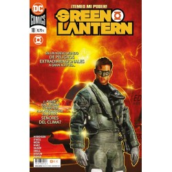 GREEN LANTERN Nº 18 / 100