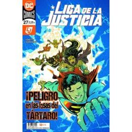 LIGA DE LA JUSTICIA Nº 27 / 105