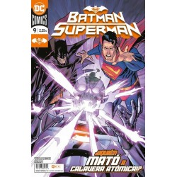 BATMAN / SUPERMAN Nº 09