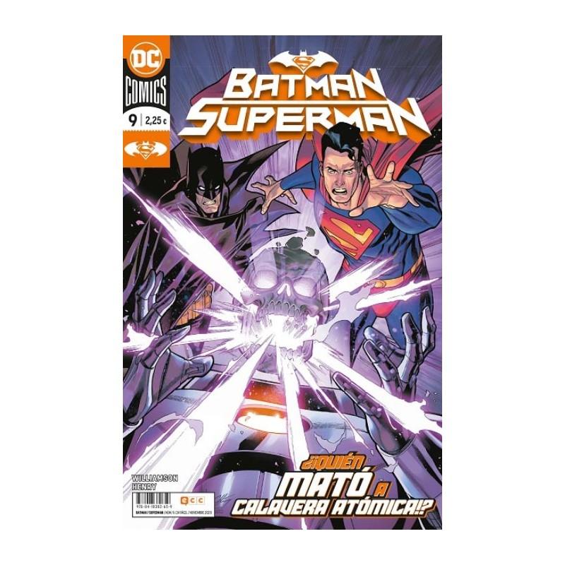 BATMAN / SUPERMAN Nº 09