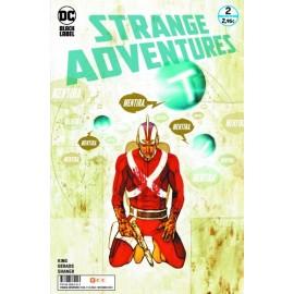 STRANGE ADVENTURES Nº 02 (DE 12)