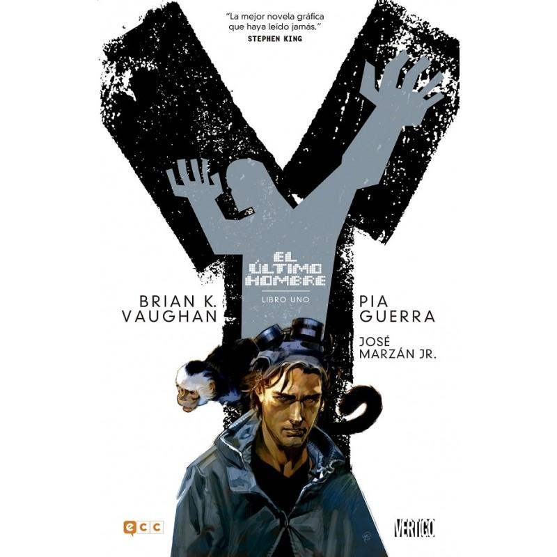 Y EL ULTIMO HOMBRE LIBRO 01 (DE 5)