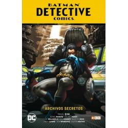 BATMAN: ARCHIVOS SECRETOS (BATMAN E HIJO PARTE 04)