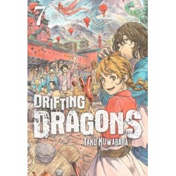 DRIFTING DRAGONS Nº 07