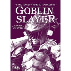 GOBLIN SLAYER VOL. 04 (NOVELA)