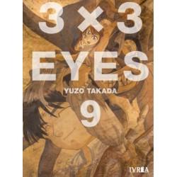 3 X 3 EYES Nº 09