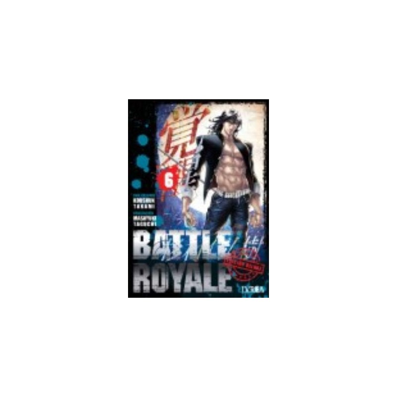 BATTLE ROYALE DELUXE Nº 06