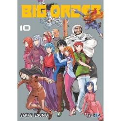 BIG ORDER Nº 10