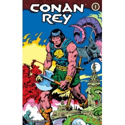 CONAN REY (INTEGRAL) Nº 1 (DE 4)