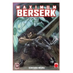 BERSERK MAXIMUM VOL. 08