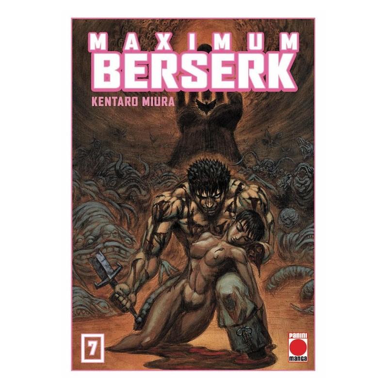 BERSERK MAXIMUM VOL. 07