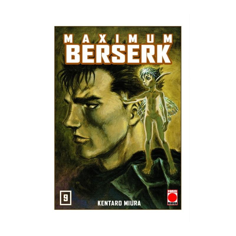 BERSERK MAXIMUM VOL. 09
