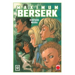 BERSERK MAXIMUM VOL. 12