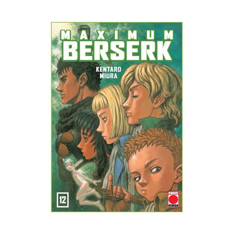 BERSERK MAXIMUM VOL. 12