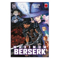 BERSERK MAXIMUM VOL. 13
