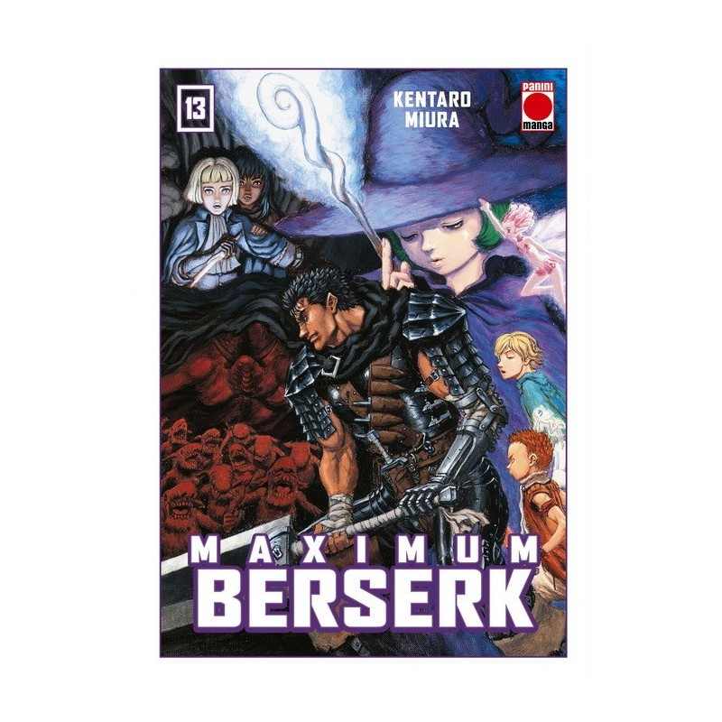 BERSERK MAXIMUM VOL. 13