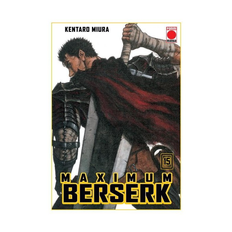 BERSERK MAXIMUM VOL. 15