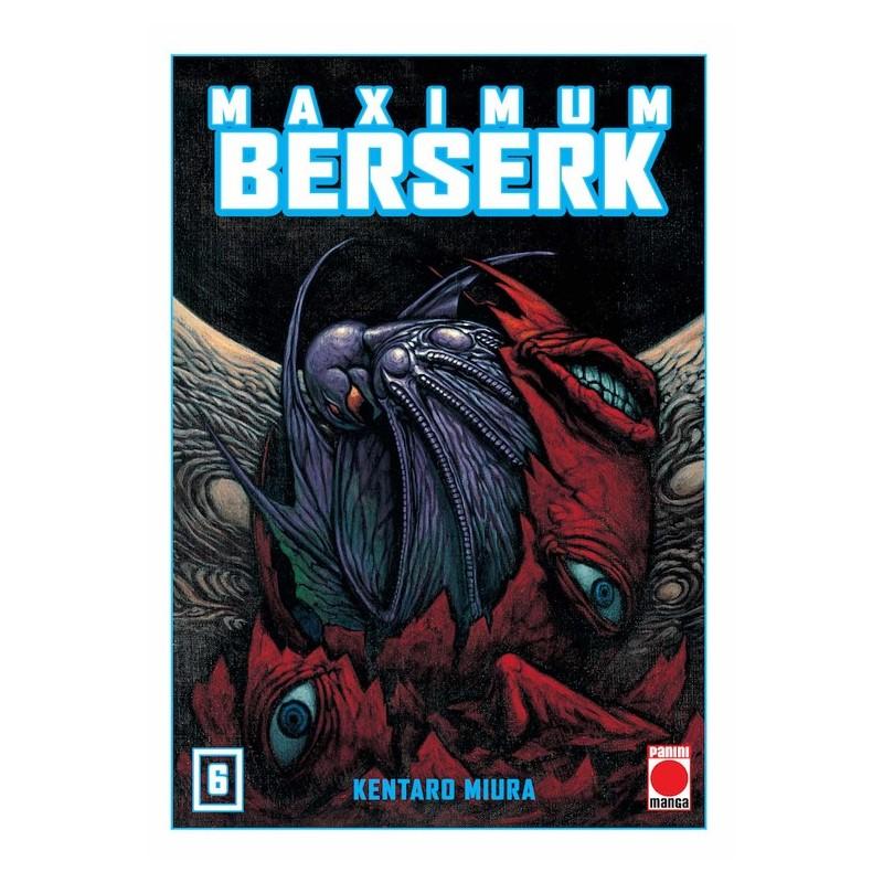BERSERK MAXIMUM VOL. 06