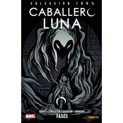 CABALLERO LUNA VOL. 08: FASES (COLECCION 100% MARVEL)