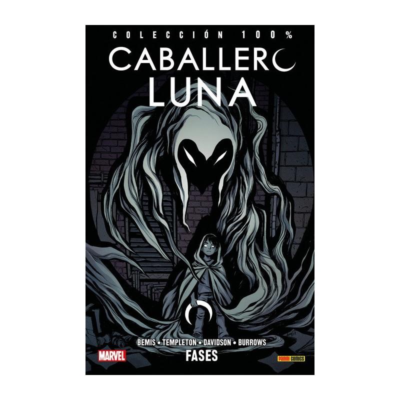 CABALLERO LUNA VOL. 08: FASES (COLECCION 100% MARVEL)