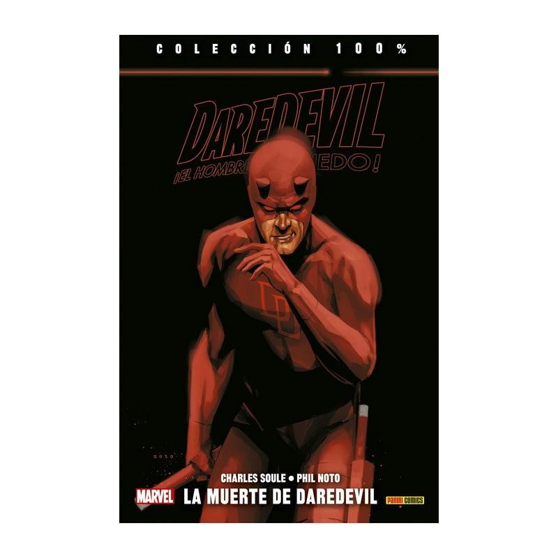 DAREDEVIL VOL. 16: LA MUERTE DE DAREDEVIL (COLECCION 100% MARVEL)