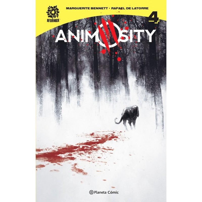 ANIMOSITY VOL. 04