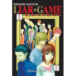 LIAR GAME Nº 09 (DE 19)