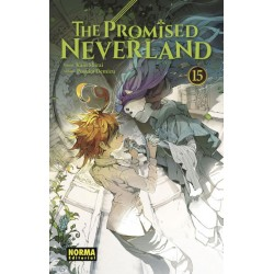 THE PROMISED NEVERLAND Nº 15