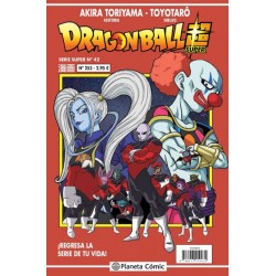 DRAGON BALL SUPER SERIE ROJA Nº 253