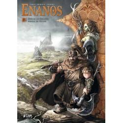 ENANOS VOL. 05: DROH DE LOS ERRANTES/ABOKAR DEL ESCUDO