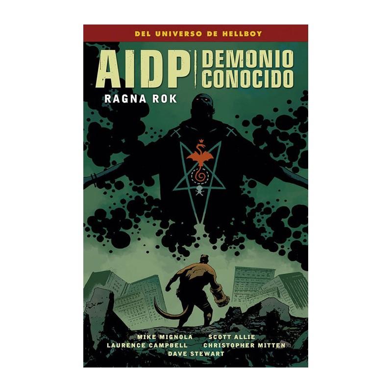 AIDP Nº 35: DEMONIO CONOCIDO 3 - RAGNA ROK