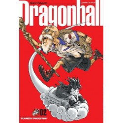 DRAGON BALL Nº2 (DE 34) ULTIMATE EDITION