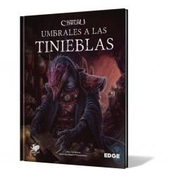 LA LLAMADA DE CTHULHU 7 ED.  UMBRALES A LAS TINIEBLAS