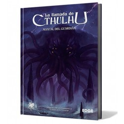 LA LLAMADA DE CTHULHU 7 ED.  MANUAL DEL GUARDIAN