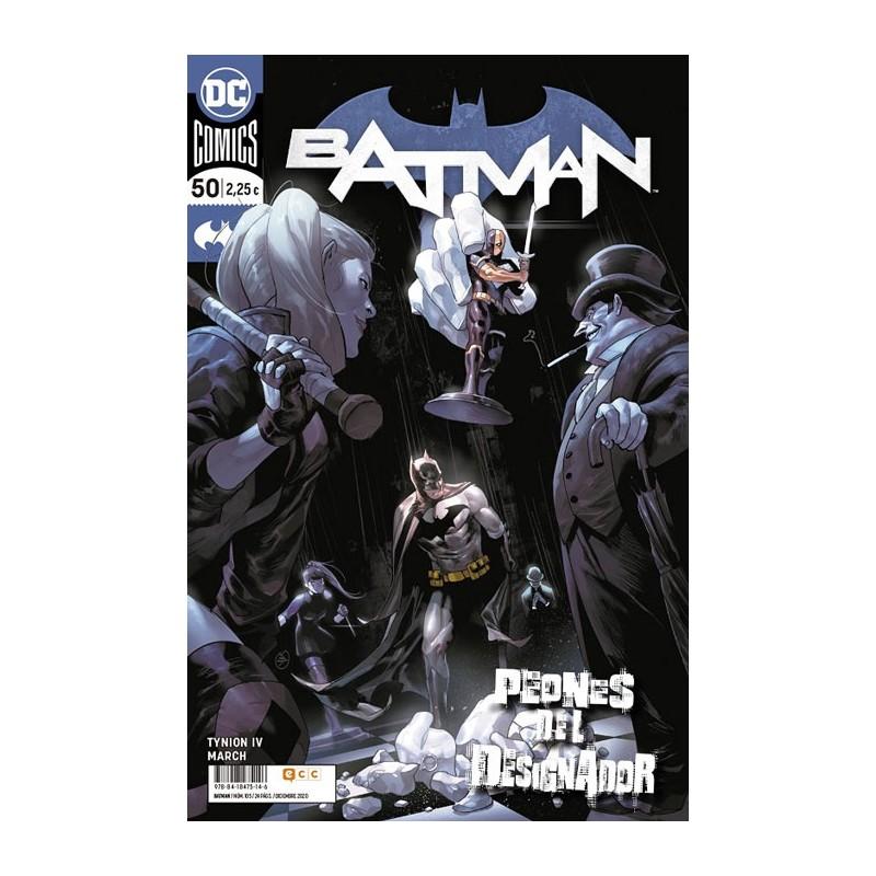 BATMAN Nº 50 / 105