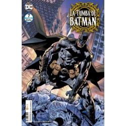 LA TUMBA DE BATMAN Nº 07