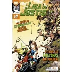 LIGA DE LA JUSTICIA Nº 29 / 107
