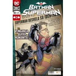 BATMAN / SUPERMAN Nº 10