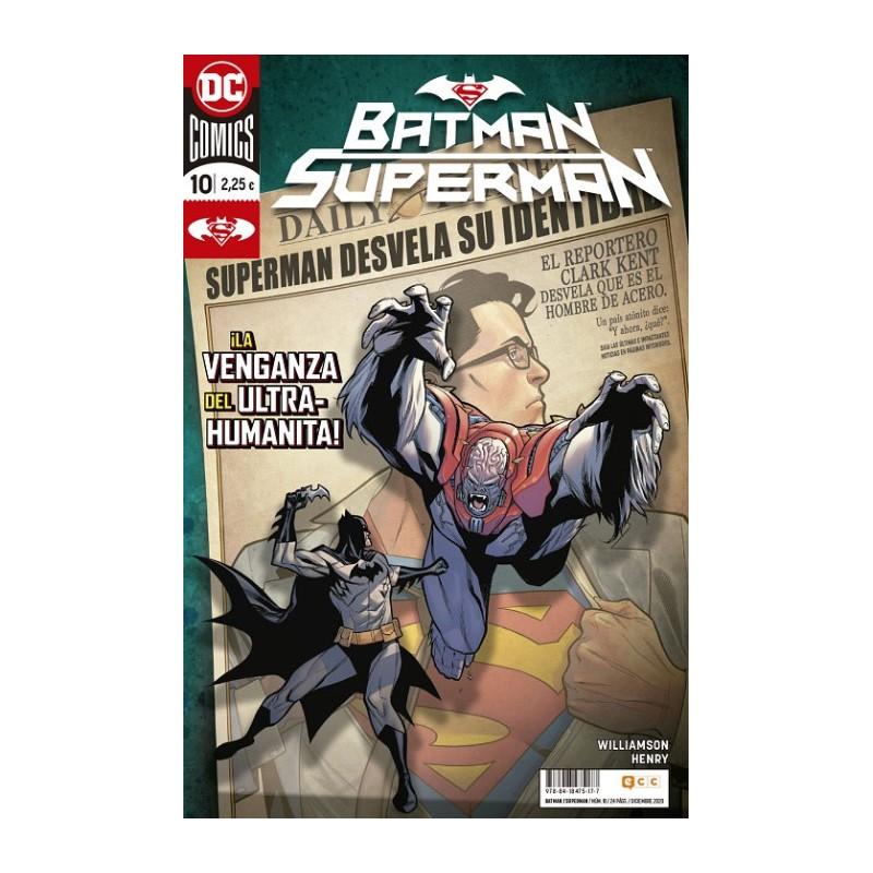 BATMAN / SUPERMAN Nº 10