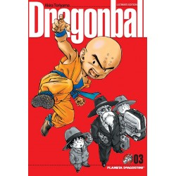 DRAGON BALL Nº3 (DE 34) ULTIMATE EDITION