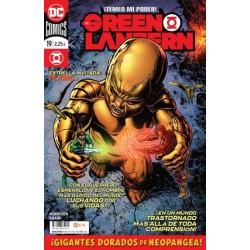 GREEN LANTERN Nº 19 / 101