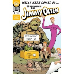 JIMMY OLSEN, EL AMIGO DE SUPERMAN Nº 04 (DE 6)