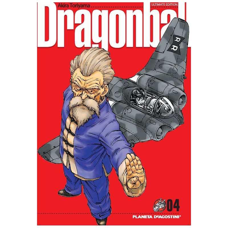 DRAGON BALL Nº4 (DE 34) ULTIMATE EDITION