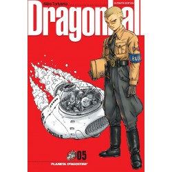 DRAGON BALL Nº5 (DE 34) ULTIMATE EDITION